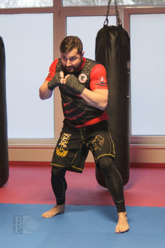 sport - mma - training